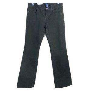 Dark Chocolate Ralph Lauren Twill Pants / Jeans